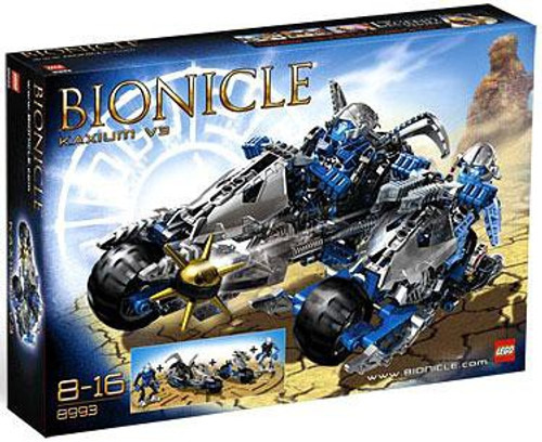LEGO Bionicle Kaxium Set #8993