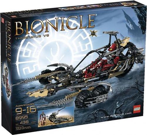 LEGO Bionicle Thornatus Set #8995