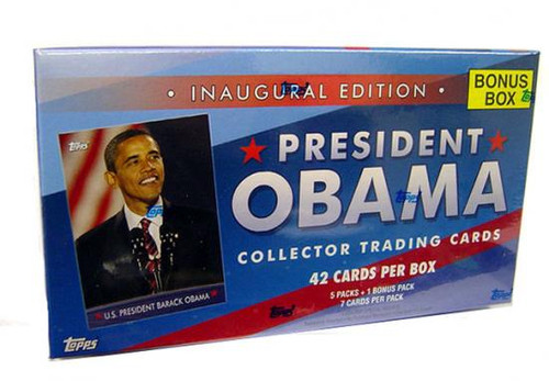 President Obama President Barack Obama Bonus Box [Inaugural Edition]