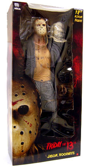 NECA Friday the 13th Jason Voorhees Action Figure [2009, 18 Inch]