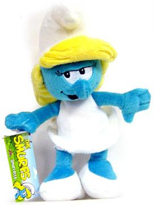 The Smurfs Smurfette 6-Inch Plush