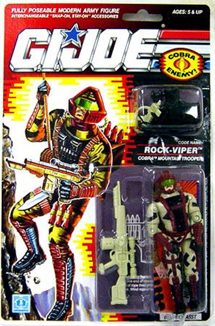 GI Joe Vintage Rock-Viper Action Figure [Version 1]