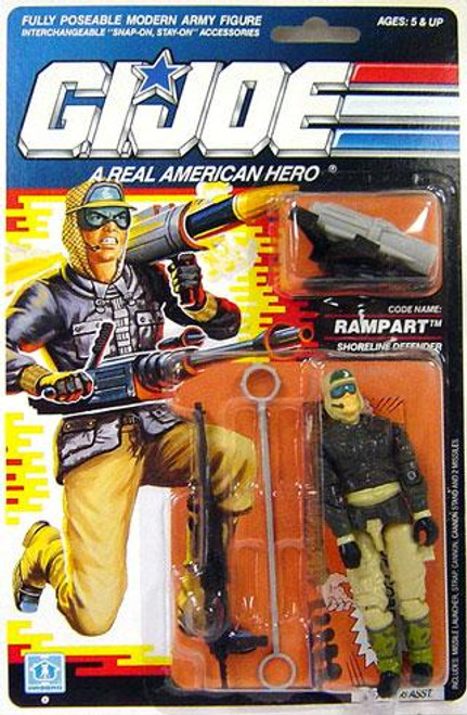 GI Joe Vintage Rampart Action Figure