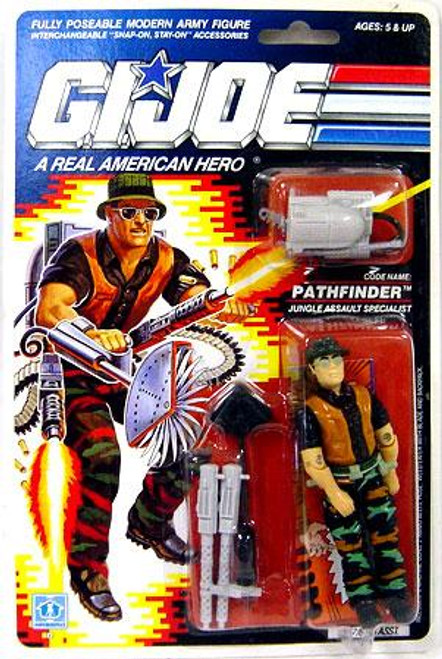 GI Joe Vintage Pathfinder Action Figure [Version 1]