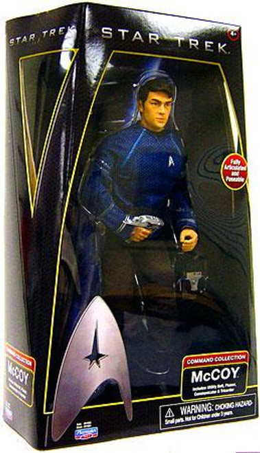 Star Trek 2009 Movie Dr. Leonard McCoy 12 Inch Action Figure [Enterprise Uniform]