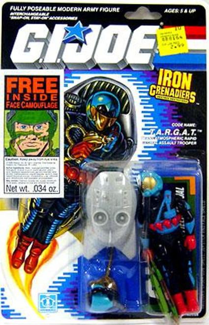 GI Joe Vintage T.A.R.G.A.T. Action Figure [Face Camo, Version 1]