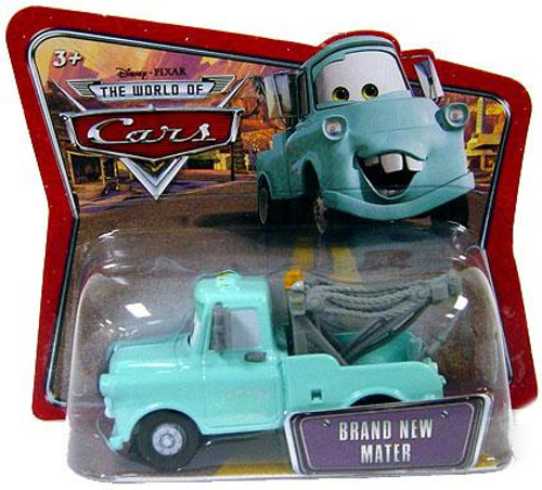 Disney Cars The World of Cars Series 1 Brand New Mater Diecast Car [Checkout Lane Package]