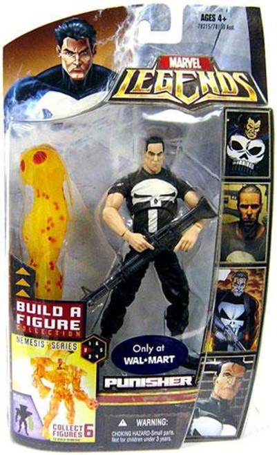 Marvel Legends Nemesis Build a Figure Punisher Exclusive Action Figure [Modern]
