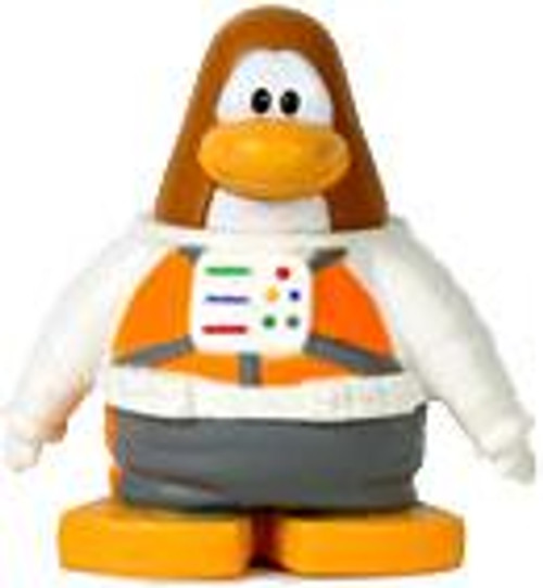Club Penguin Spaceman with Helmet 2-Inch Mini Figure