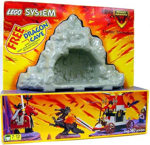 LEGO Castle Traitor Transport Set #6099