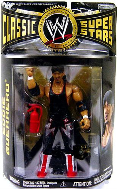 WWE Wrestling Classic Superstars Exclusives Eddie Guerrero Exclusive Action Figure