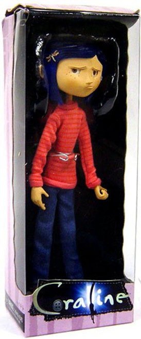 NECA Bendable Fashion Coraline 6-Inch Doll [Sweater & Jeans]