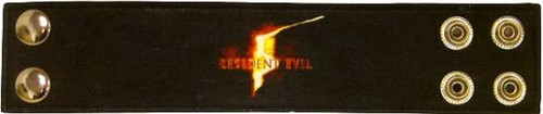 NECA Resident Evil 5 Snap Wristcuff [Logo]