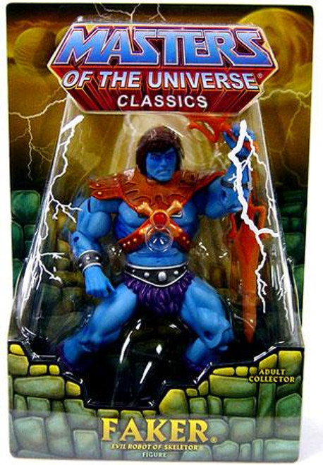 Masters of the Universe Classics Faker Exclusive Action Figure