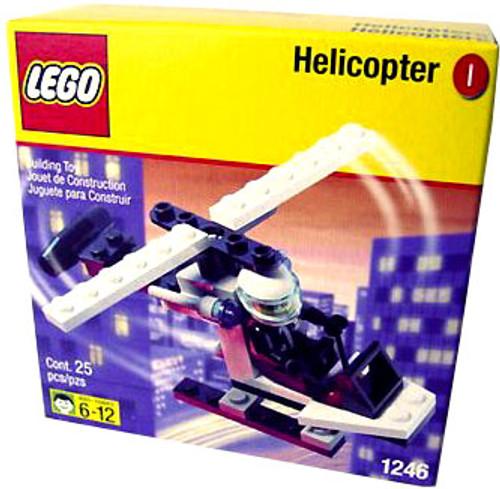 LEGO Helicopter Set #1246