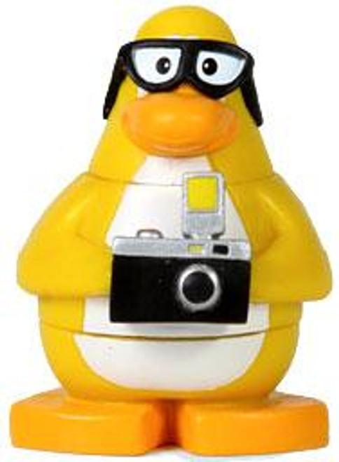 Club Penguin Mild Mannered Reporter 2-Inch Mini Figure
