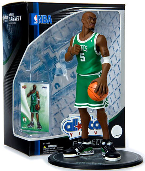 NBA Boston Celtics All Star Vinyl Kevin Garnett 10-Inch Vinyl Figure