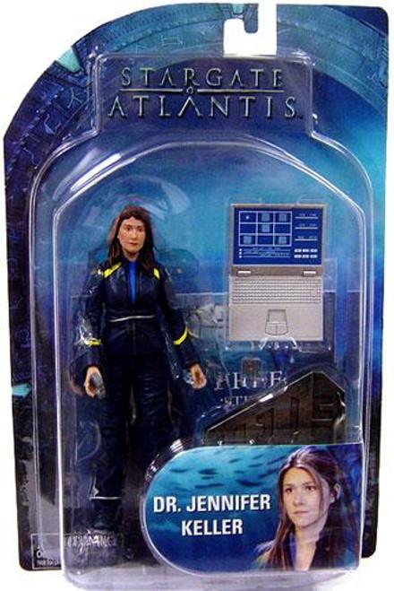 Stargate Atlantis Series 3 Dr. Jennifer Keller Action Figure