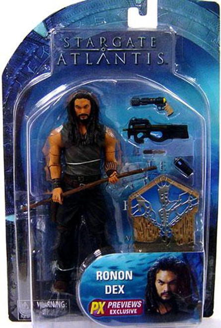 Stargate Atlantis Series 3 Ronon Dex Exclusive Action Figure