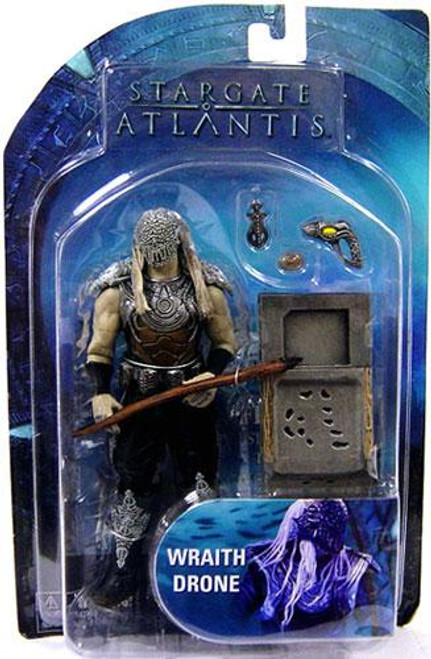 Stargate Atlantis Series 3 Wraith Drone Action Figure