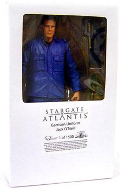 Stargate Atlantis Jack O'Neill Exclusive Action Figure [Garrison Uniform]