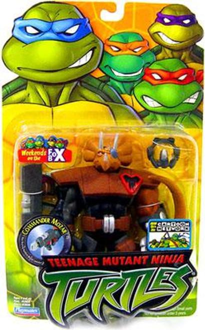 Teenage Mutant Ninja Turtles 2003 Commander Mozar Action Figure