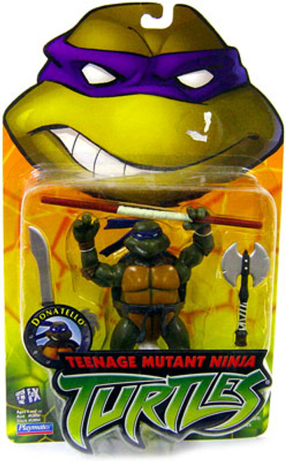 Teenage Mutant Ninja Turtles 2003 Donatello Action Figure