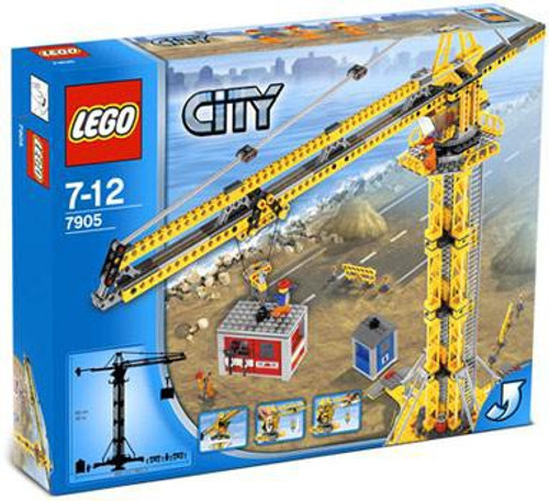 LEGO City Building Crane Set #7905