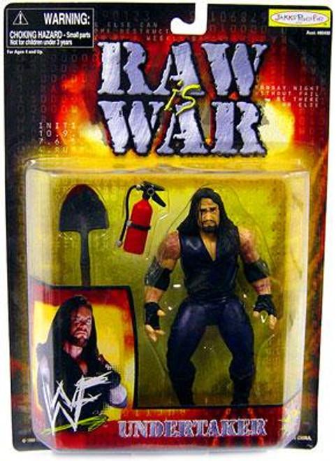 WWE Wrestling Raw is War Undertaker Action Figure