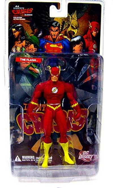 DC Identity Crisis Classics The Flash Action Figure