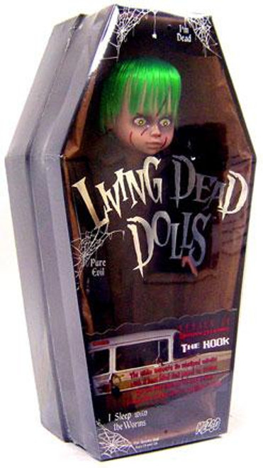 Living Dead Dolls Series 17 Urban Legends The Hook Doll