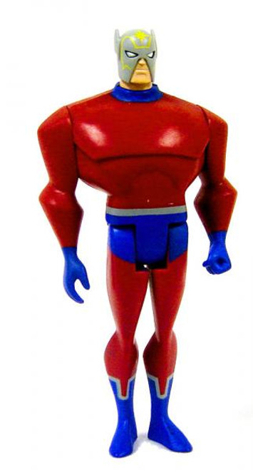 Justice League Loose Orion Action Figure [Loose]