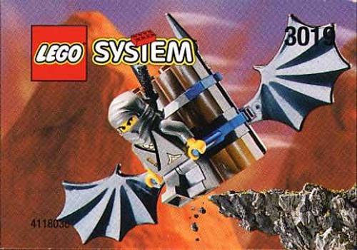 LEGO System Ninja Big Bat Set #3019