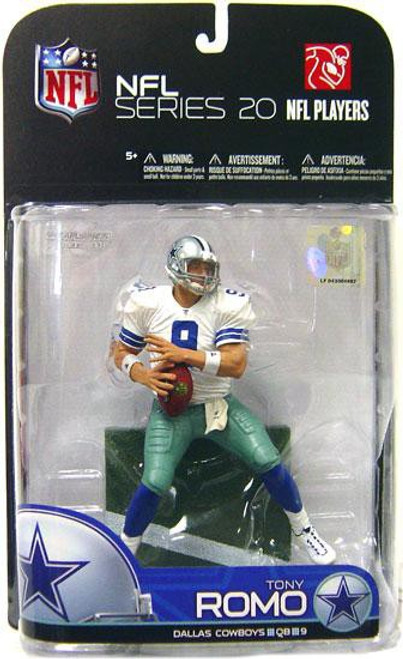 McFarlane Toys NFL Dallas Cowboys Sports Picks Series 20 Tony Romo Action Figure