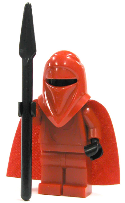 LEGO Star Wars Loose Imperial Royal Guard Minifigure [Loose]