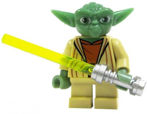 LEGO Star Wars Loose Yoda Minifigure [Loose]