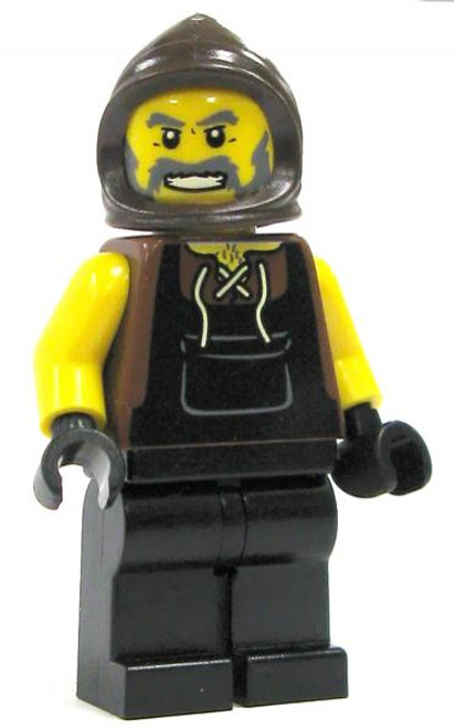 LEGO Castle Loose Blacksmith Minifigure [Loose]
