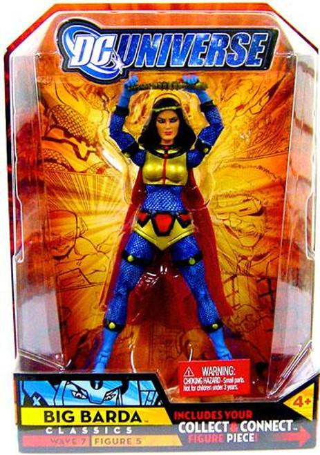 DC Universe Classics Wave 7 Big Barda Action Figure #5 [No Helmet]