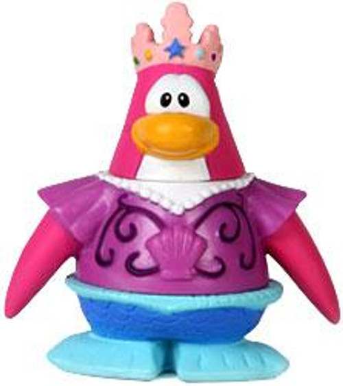 Club Penguin Mermaid 2-Inch Mini Figure