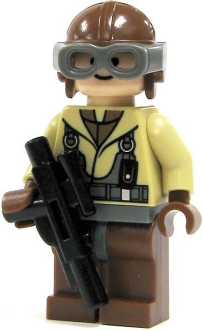 LEGO Star Wars Loose Naboo Pilot Minifigure [Loose]