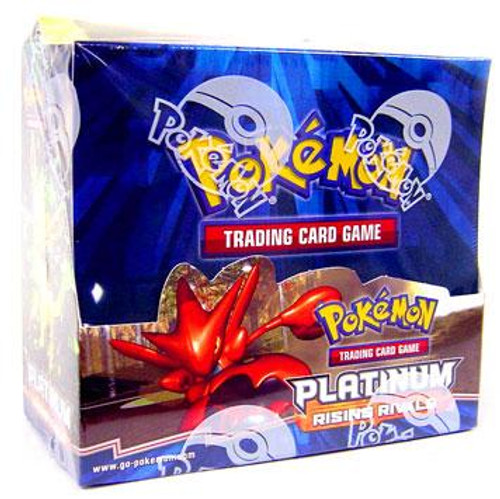 Pokemon Platinum Rising Rivals Booster Box [36 Packs] [Sealed]