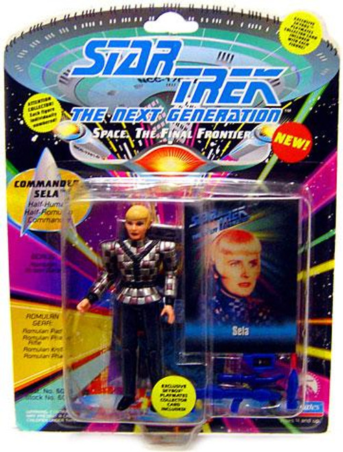 Star Trek The Next Generation Sela Action Figure