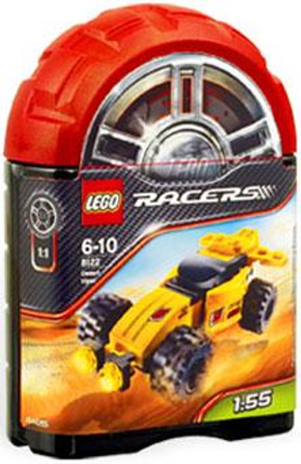 LEGO Racers Tiny Turbos Desert Viper Set #8122