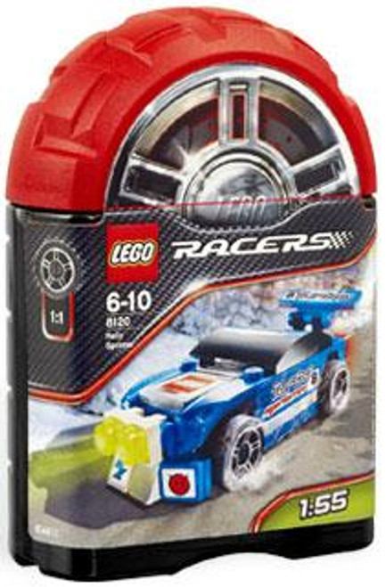 LEGO Racers Tiny Turbos Rally Sprinter Set #8120
