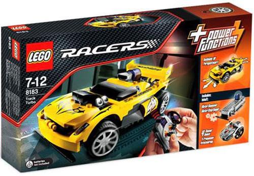 LEGO Racers Track Turbo RC Set #8183