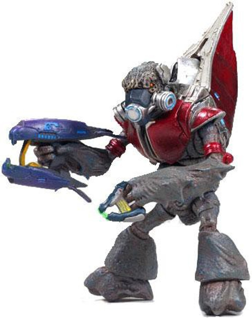 McFarlane Toys Halo 3 Series 6 Medal Edition Grunt Action Figure [Red]
