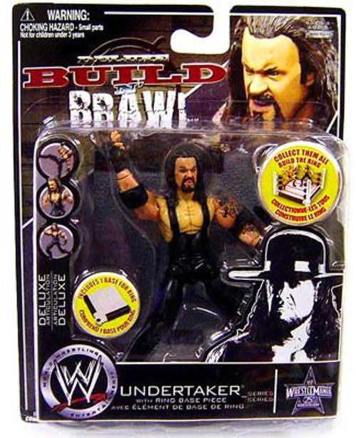 WWE Wrestling Build N' Brawl 25th Anniversary Undertaker Action Figure