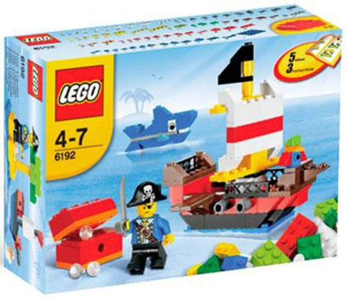 LEGO Pirate Building Set #6192