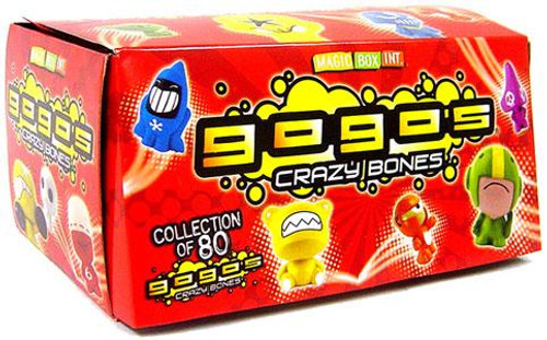 Crazy Bones Gogo's Series 1 Booster Box