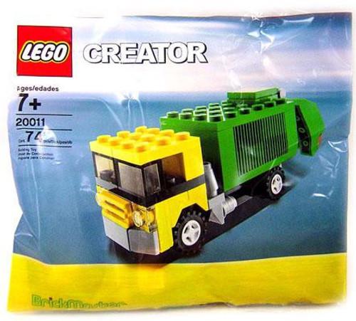 LEGO Creator Garbage Truck Exclusive Mini Set #20011 [Bagged]